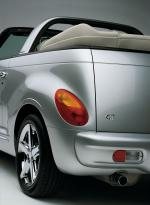 Chrysler PT Cruiser Convertible 2005 года (WW)